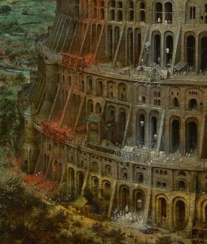 Tháp Babel của người Babylon và vọng tưởng chạm tới thiên đàng - 10