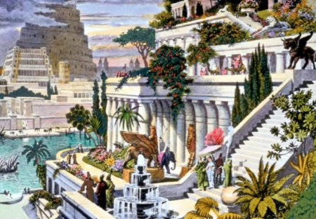 Tháp Babel của người Babylon và vọng tưởng chạm tới thiên đàng - 2