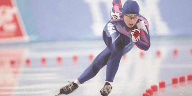 Từ tranh giải Thế Vận đến nhà tu, câu chuyện đẹp của cô Kirstin Holum - 1