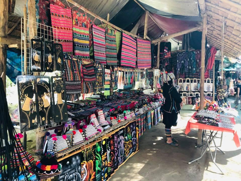Thăm bộ tộc cổ dài Karen, Chiang Rai - 11