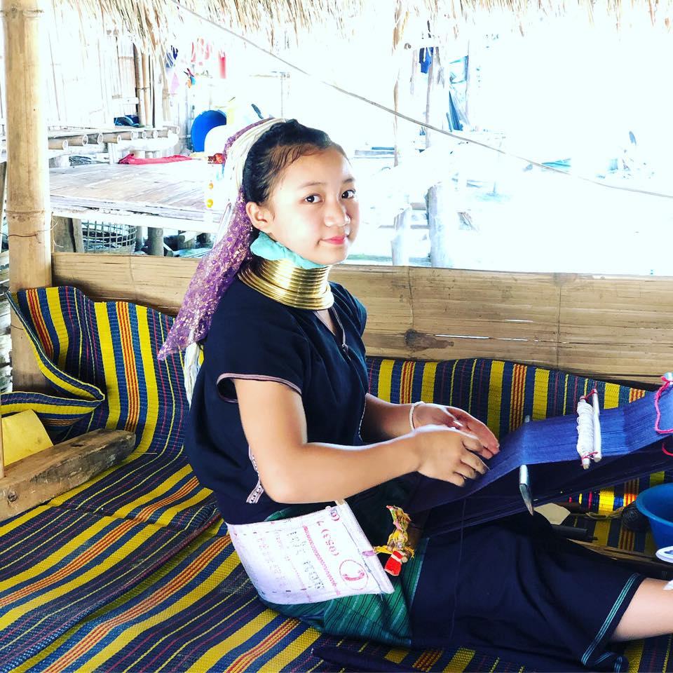 Thăm bộ tộc cổ dài Karen, Chiang Rai - 3