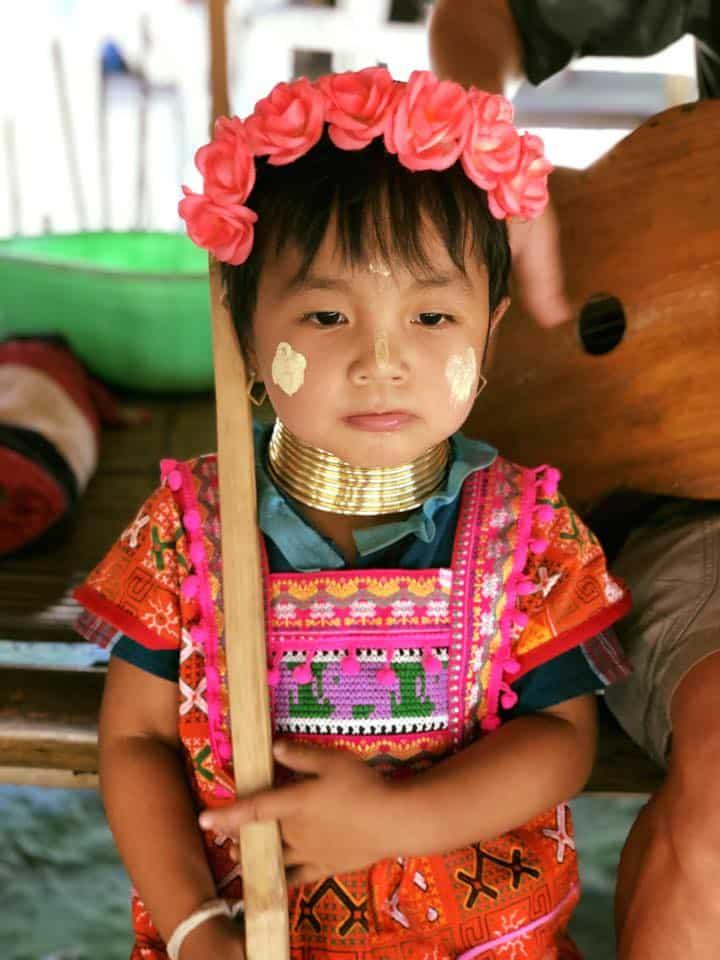 Thăm bộ tộc cổ dài Karen, Chiang Rai - 13
