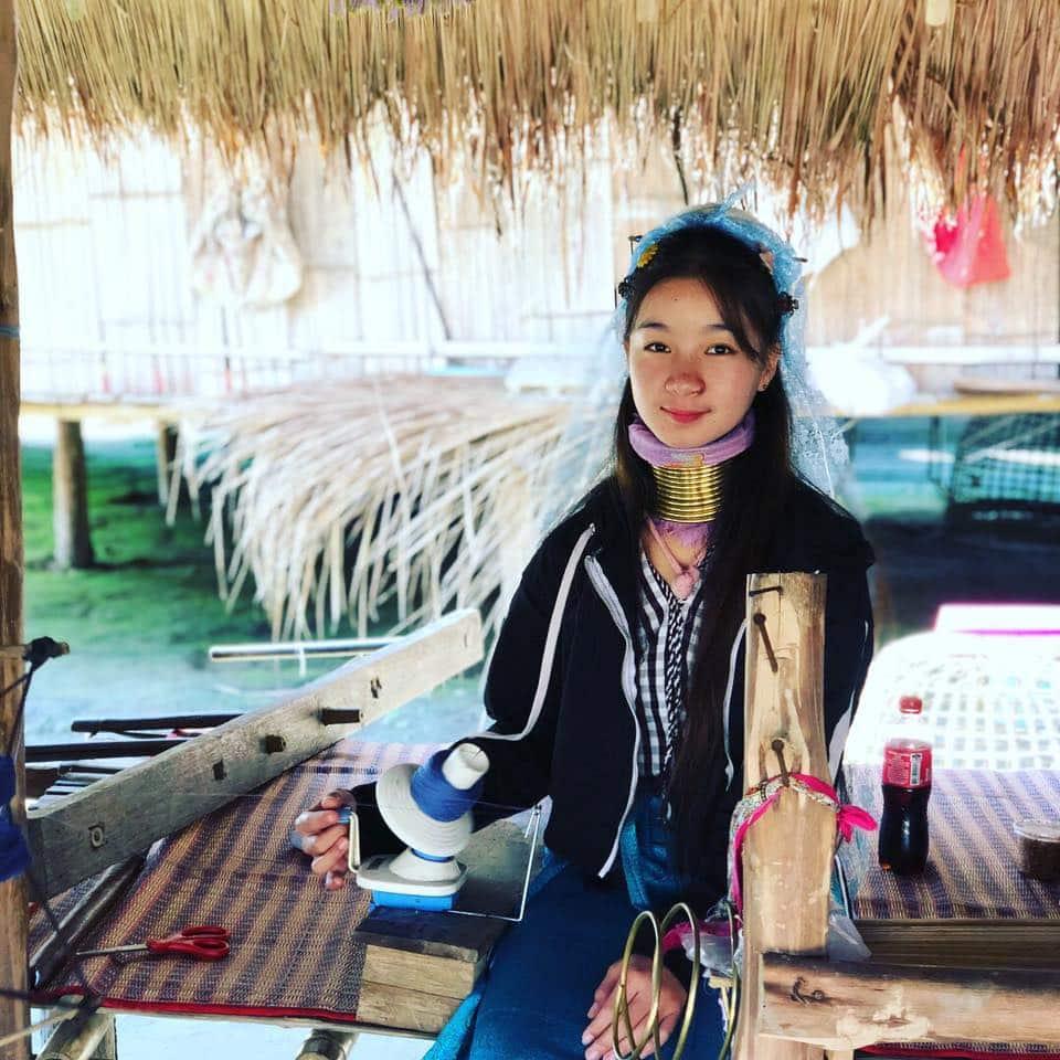 Thăm bộ tộc cổ dài Karen, Chiang Rai - 2
