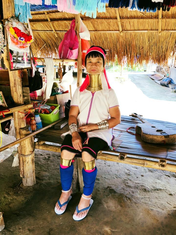 Thăm bộ tộc cổ dài Karen, Chiang Rai - 9