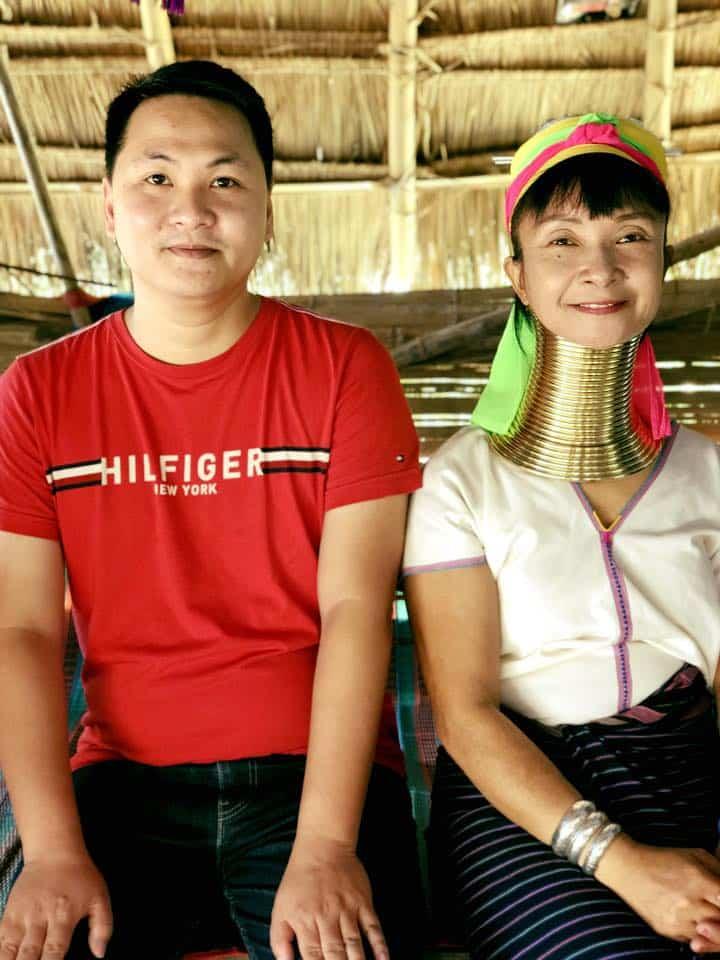 Thăm bộ tộc cổ dài Karen, Chiang Rai - 10