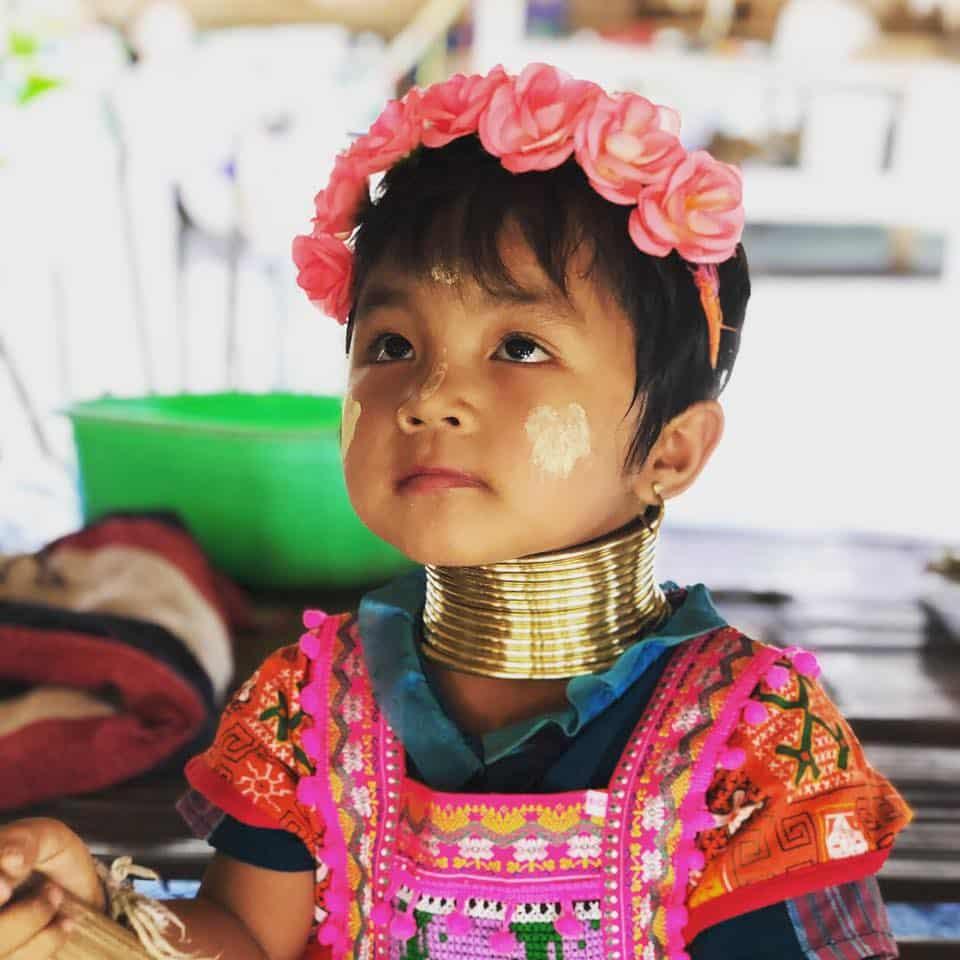 Thăm bộ tộc cổ dài Karen, Chiang Rai - 7