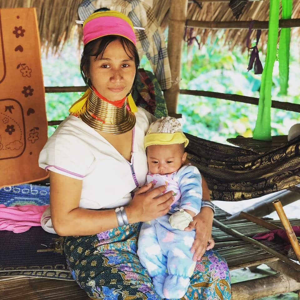 Thăm bộ tộc cổ dài Karen, Chiang Rai - 5