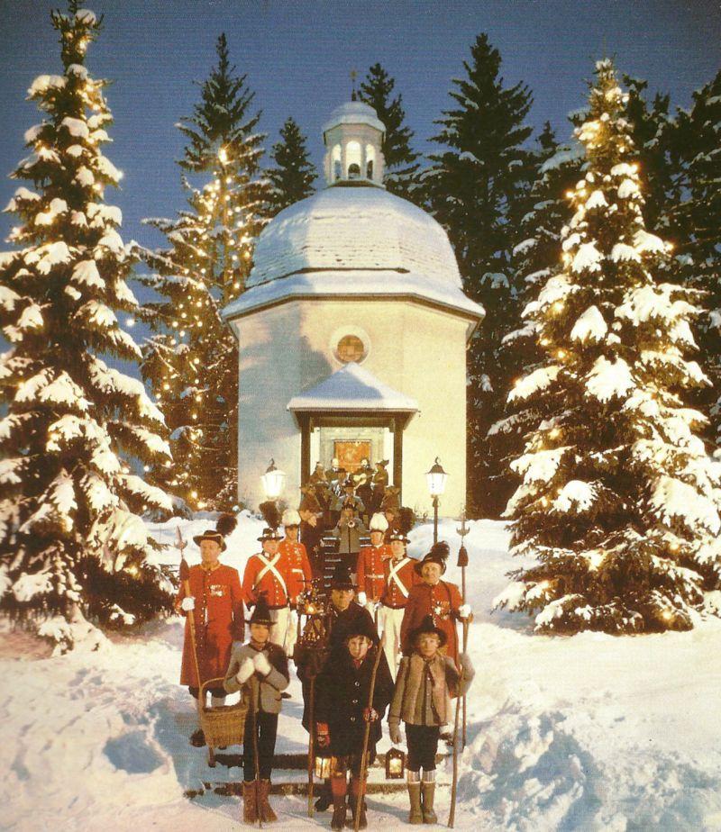 'Đêm Thánh Vô Cùng' nơi ngôi làng nhỏ Oberndorf - 4