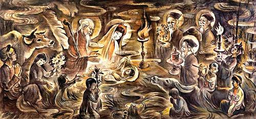 Những họa phẩm để đời về đêm huyền diệu - 4