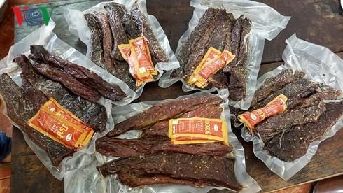 Thịt bò khô Lào - 4