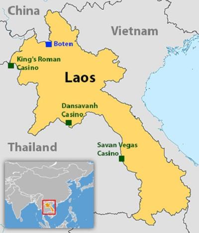 Sòng bạc khét tiếng của Trung Quốc ở Lào bị Mỹ trừng phạt - 2
