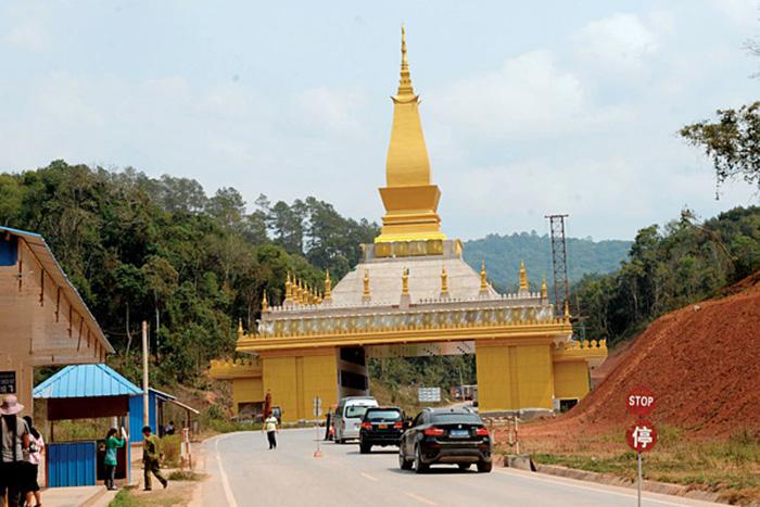 Dân Lào nổi giận vì dự án đường sắt Trung Quốc làm - 2