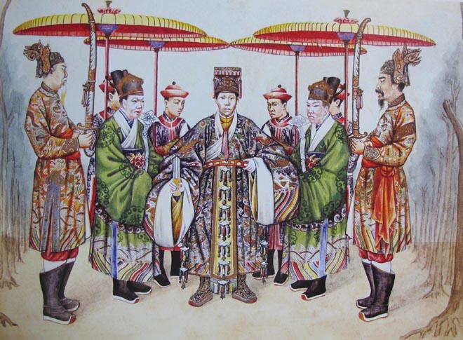 Vì sao gần một nửa người Việt cùng mang họ Nguyễn ? - 2