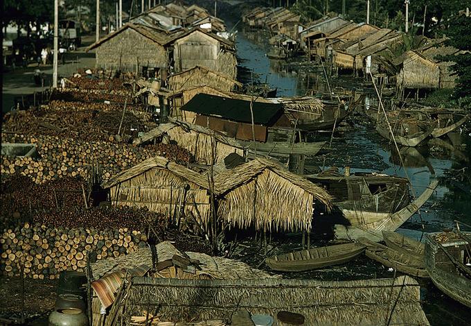 Ảnh hiếm về cuộc sống người Hoa ở Sài Gòn năm 1961 - 2