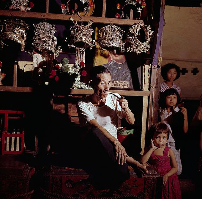 Ảnh hiếm về cuộc sống người Hoa ở Sài Gòn năm 1961 - 8