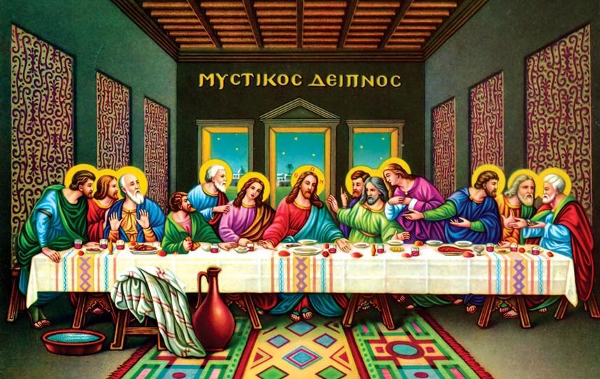 Chuyện lạ từ Bích họa Bữa Tiệc Ly và Danh họa Leonardo Da Vinci - 1
