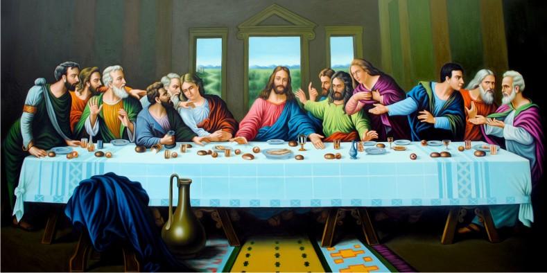 Chuyện lạ từ Bích họa Bữa Tiệc Ly và Danh họa Leonardo Da Vinci - 2