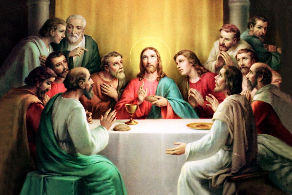 Chuyện lạ từ Bích họa Bữa Tiệc Ly và Danh họa Leonardo Da Vinci - 4