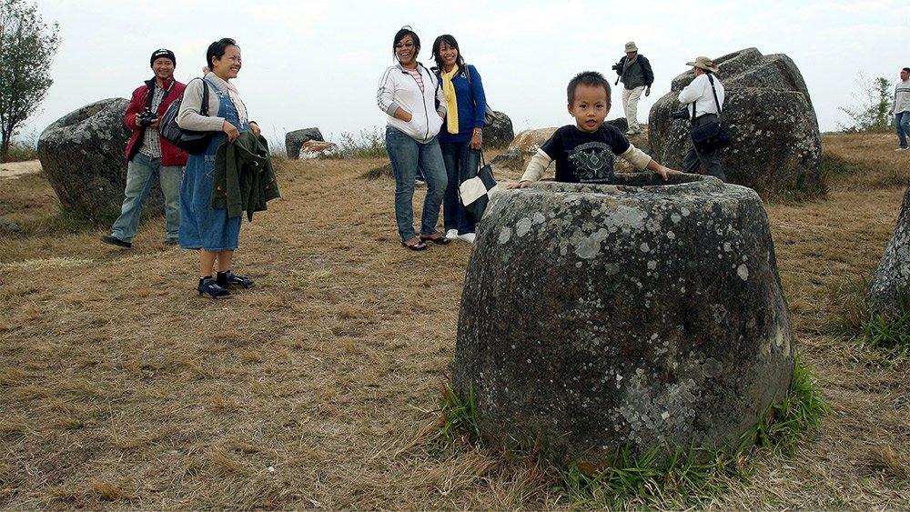Cánh đồng chum 2.000 năm bí ẩn ở Lào - 12