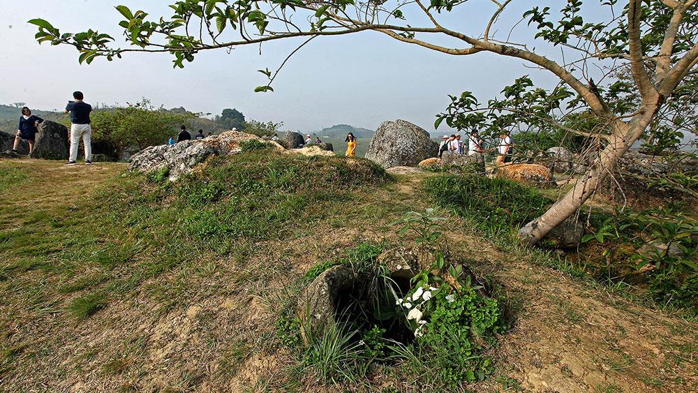 Cánh đồng chum 2.000 năm bí ẩn ở Lào - 5