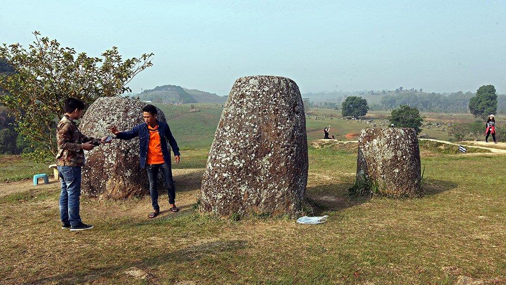 Cánh đồng chum 2.000 năm bí ẩn ở Lào - 9