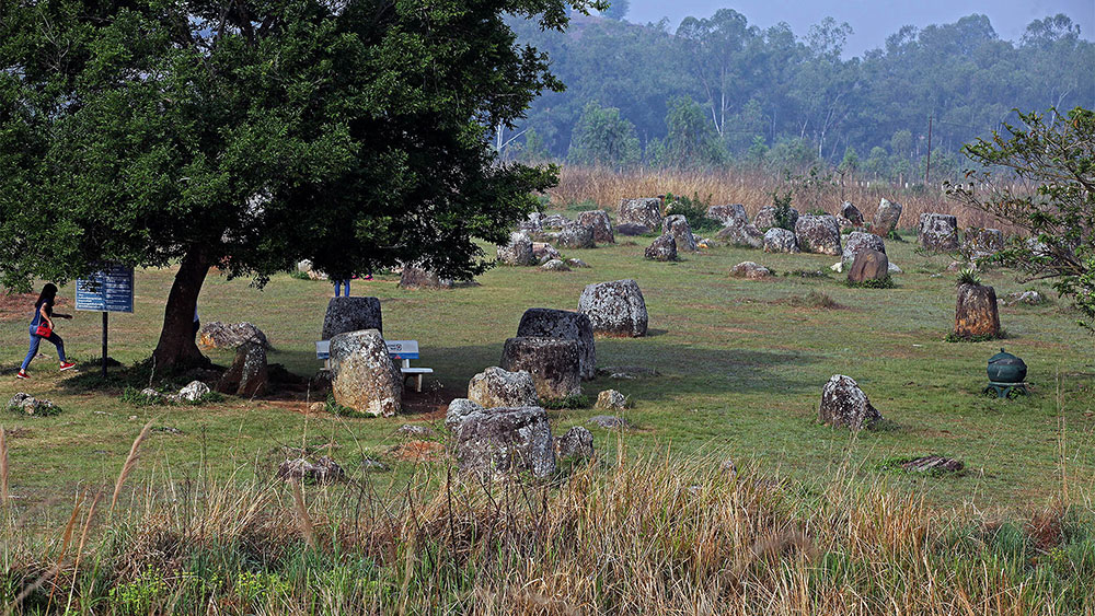 Cánh đồng chum 2.000 năm bí ẩn ở Lào - 2