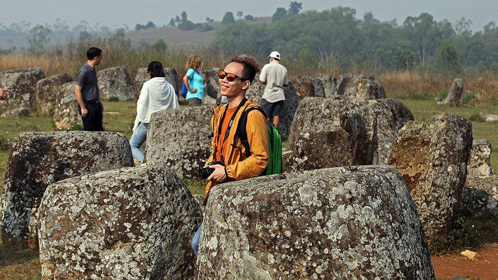 Cánh đồng chum 2.000 năm bí ẩn ở Lào - 14