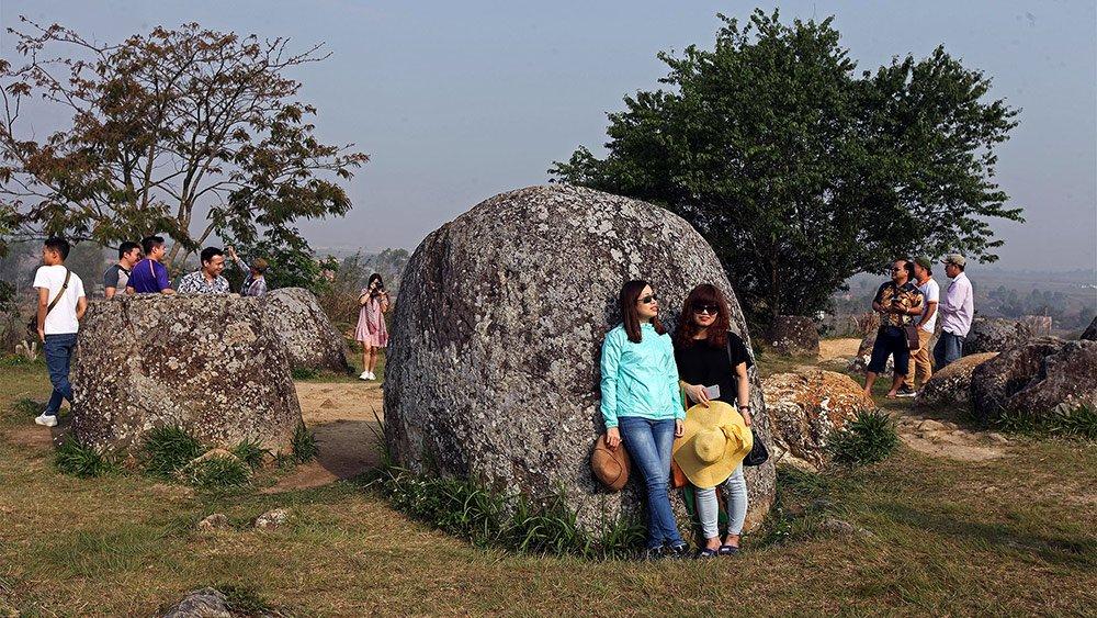 Cánh đồng chum 2.000 năm bí ẩn ở Lào - 8