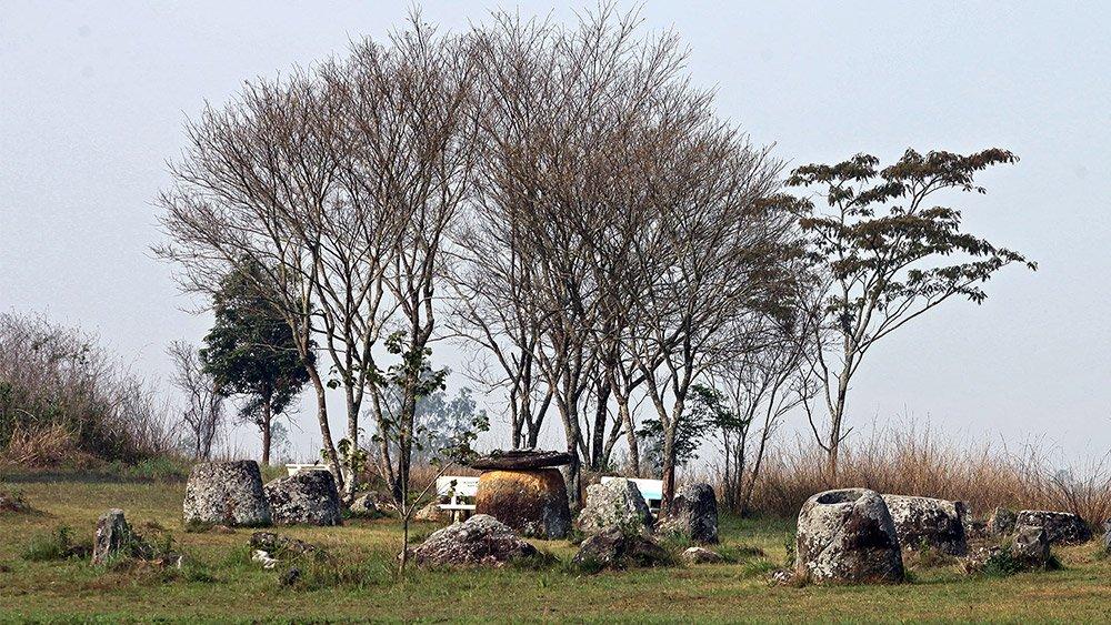 Cánh đồng chum 2.000 năm bí ẩn ở Lào - 6