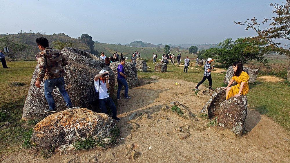 Cánh đồng chum 2.000 năm bí ẩn ở Lào - 13