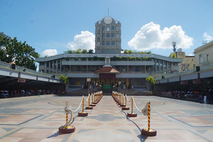 Thánh đường cổ nhất ở thành phố 'nữ hoàng phương Nam' của Philippines - 6