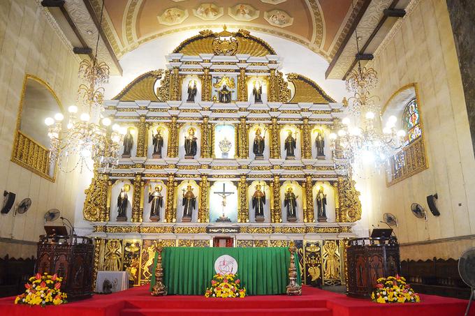 Thánh đường cổ nhất ở thành phố 'nữ hoàng phương Nam' của Philippines - 5