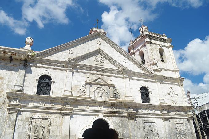 Thánh đường cổ nhất ở thành phố 'nữ hoàng phương Nam' của Philippines - 1