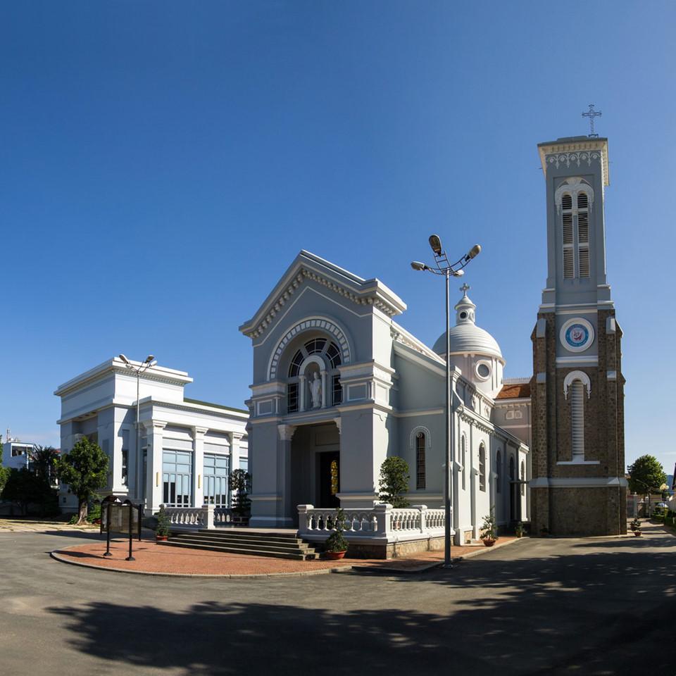 Những nhà thờ góp phần làm nên Sài Gòn đặc sắc - 14