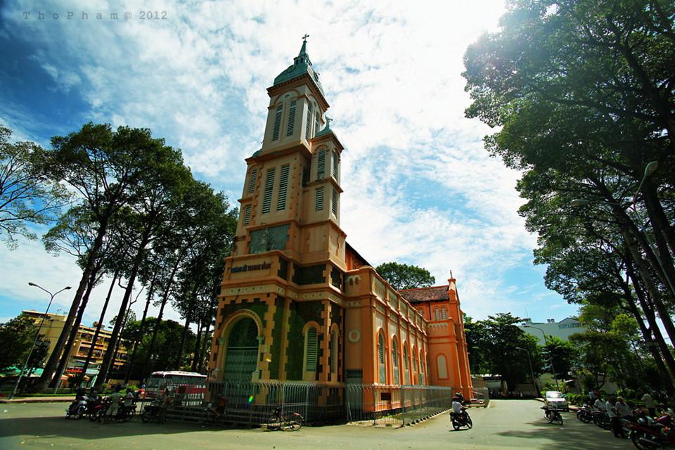 Những nhà thờ góp phần làm nên Sài Gòn đặc sắc - 7