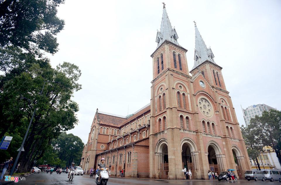 Những nhà thờ góp phần làm nên Sài Gòn đặc sắc - 1