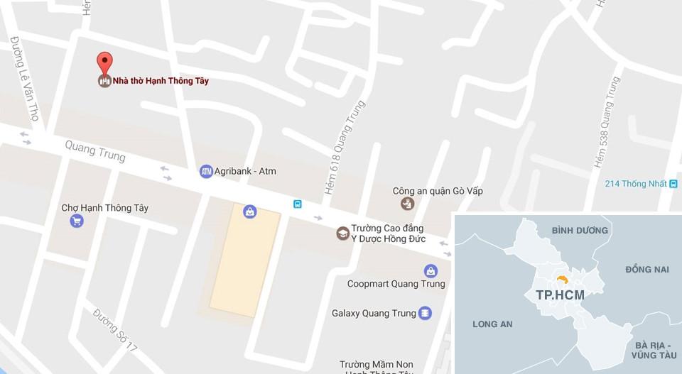 Những nhà thờ góp phần làm nên Sài Gòn đặc sắc - 15
