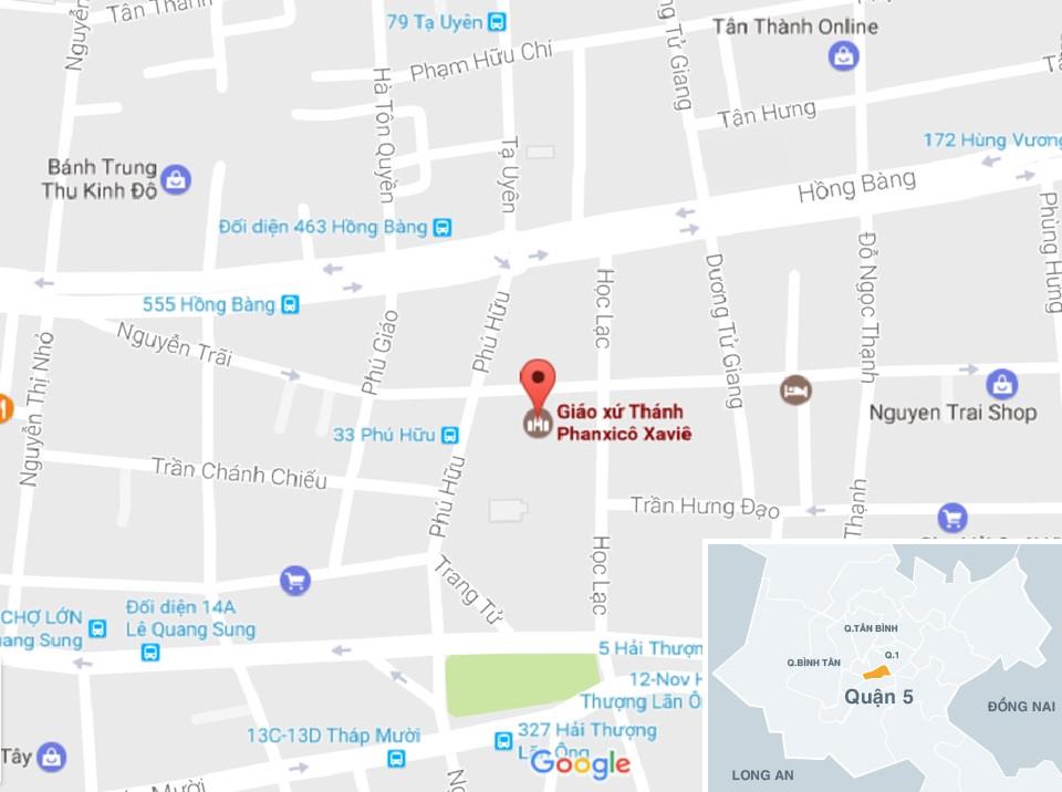 Những nhà thờ góp phần làm nên Sài Gòn đặc sắc - 12