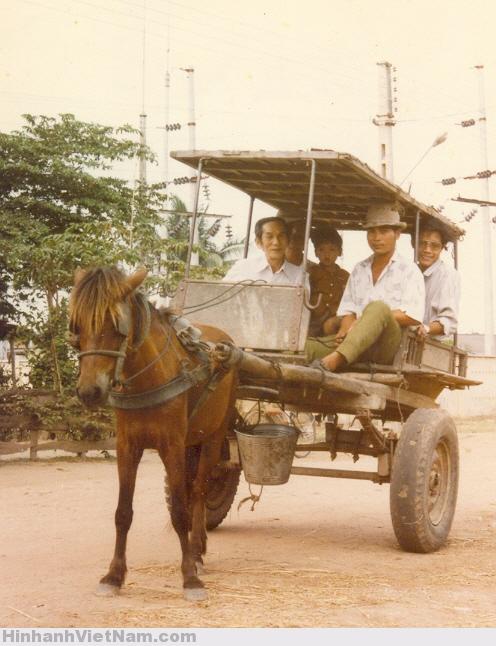 Phương Tiện Di Chuyển Của Người Việt Xưa - 15