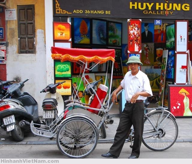 Phương Tiện Di Chuyển Của Người Việt Xưa - 19
