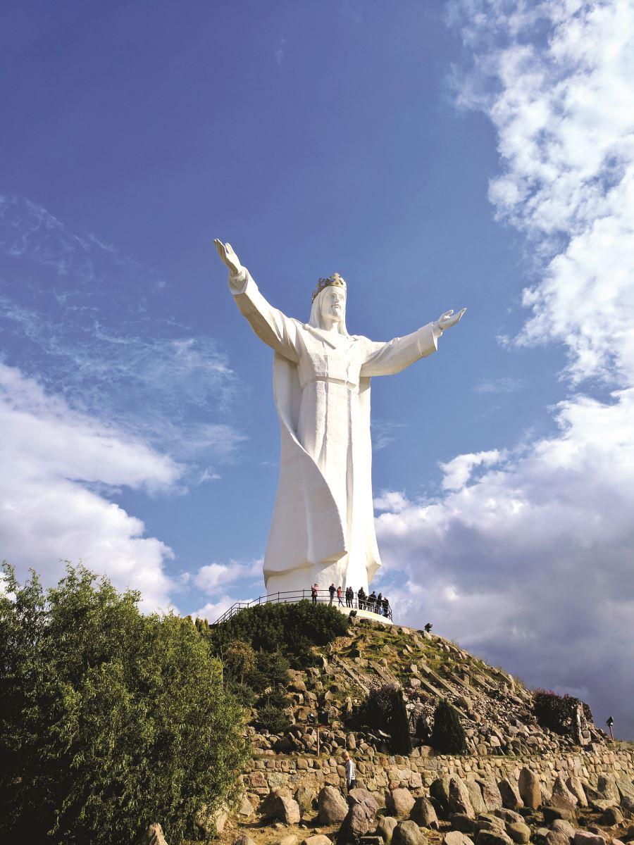 10 bức tượng Ðức Kitô đẹp nhất thế giới - 10