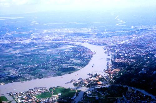Đất Thủ Thiêm của Sài Gòn xưa - 1