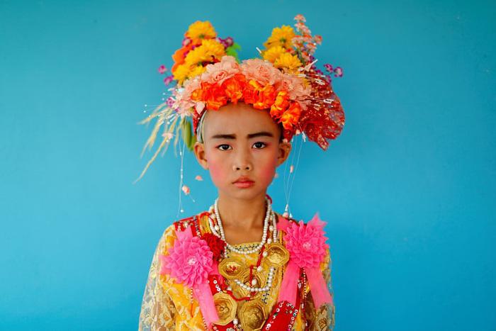 Nghi lễ 'Quy y cửa Phật' của những cậu bé xinh như hoa ở Thái Lan - 10