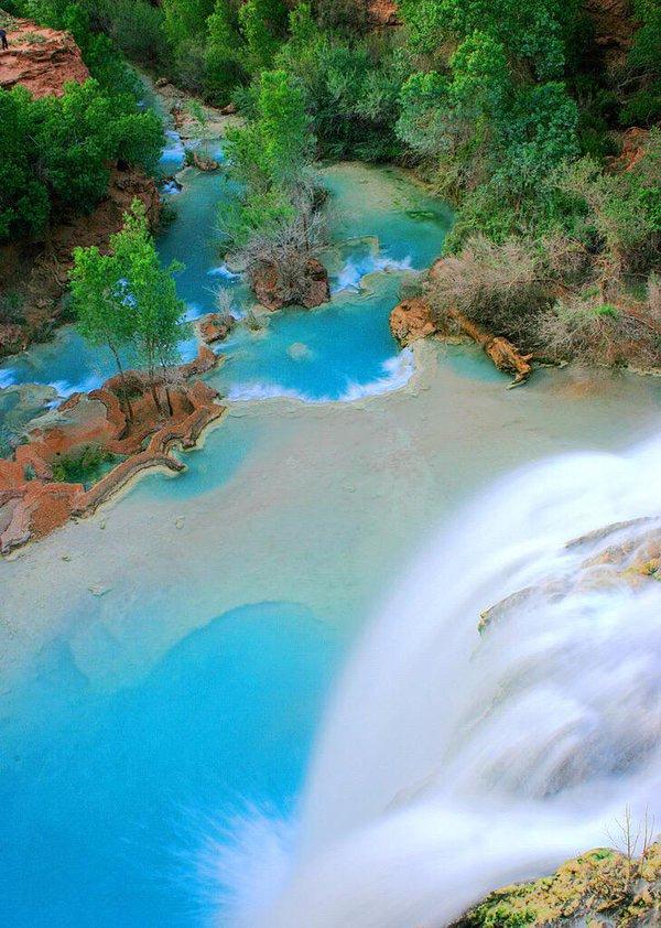 Vườn quốc gia Grand Canyon - Hợp chủng quốc Hoa Kỳ - 8