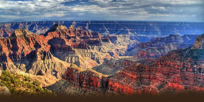 Vườn quốc gia Grand Canyon - Hợp chủng quốc Hoa Kỳ - 14