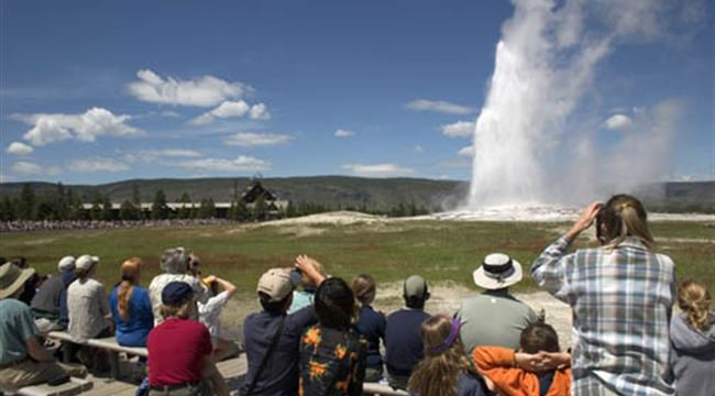 Vườn quốc gia Yellowstone - Hợp chủng quốc Hoa Kỳ - 8