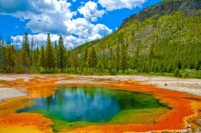 Vườn quốc gia Yellowstone - Hợp chủng quốc Hoa Kỳ - 7
