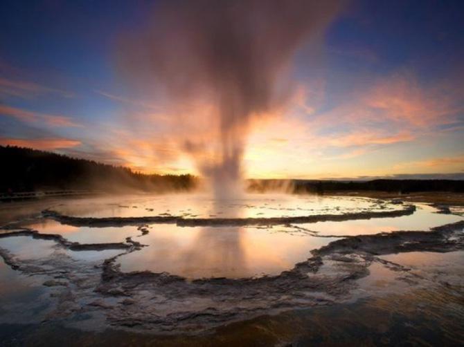 Vườn quốc gia Yellowstone - Hợp chủng quốc Hoa Kỳ - 2