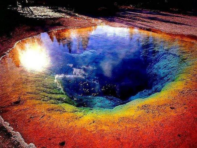 Vườn quốc gia Yellowstone - Hợp chủng quốc Hoa Kỳ - 9