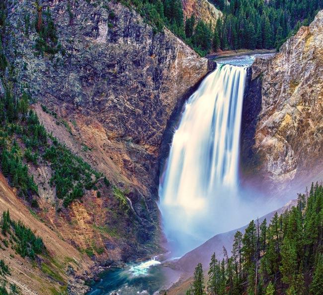 Vườn quốc gia Yellowstone - Hợp chủng quốc Hoa Kỳ - 1